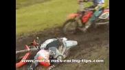 Motocross Crashed