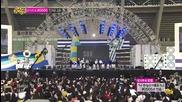 130727 Beast - Shadow @ Music Core Ulsan Summer Festival