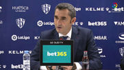 Spain: Barca boss pleased with Huesca draw after wholesale changes