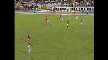Локо Пд - ЦСКА (30.08.2014г.) - Второ полувреме
