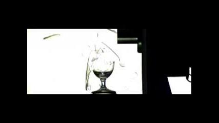 Забавен Кадър - Пуканки Дартс Балон Чаша
