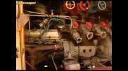 Пожарна Маз 7310 - тест драйв