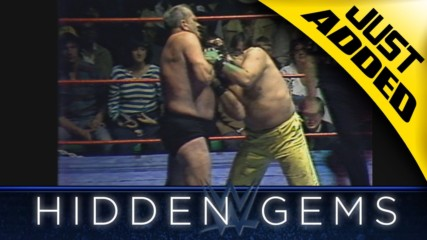 Fritz Von Erich and The Great Kabuki slug it out at Christmas Star Wars in rare WWE Hidden Gem (WWE Network Exclusive)