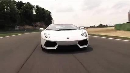 2012 Lamborghini Aventador!