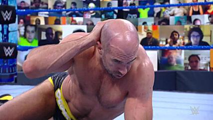 Cesaro vs. Jey Uso: SmackDown, April 16, 2021