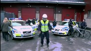 Harlem Harlem Shake - Police Version (hd Video)