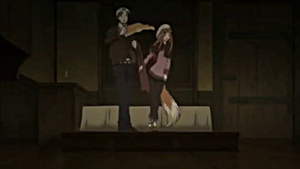 spice and wolf amv