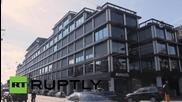 Netherlands: Dutch authorities raid Uber's European HQ in Amsterdam