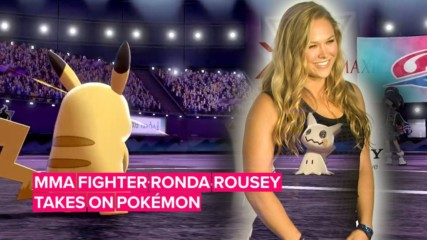 It's official! Ronda Rousey's gaming debut for Facebook