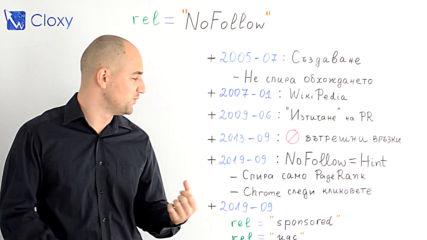 NoFollow връзки при SEO - Кога и Как се използват?