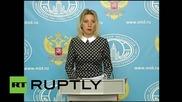 Russia: Dutch investigators refused to collaborate on MH17- Russian FM