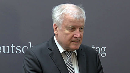 Germany: Interior Minister Seehofer calls right-wing extremists a 'red line' for Democrats