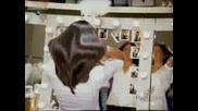 Tuba Buyukustun - reklama na shampoan