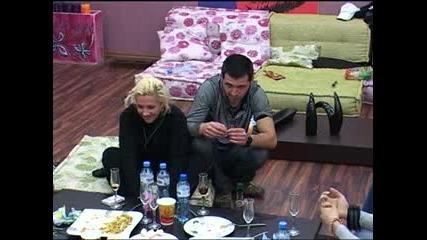 Гръм и мълнии има в Big Brother Family 28.03.10