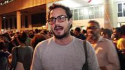 Brazil: Hundreds denounce Rousseff's impeachment in Cinelandia square