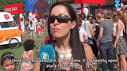 Рио 2016: Представяне на културата на участващите нации