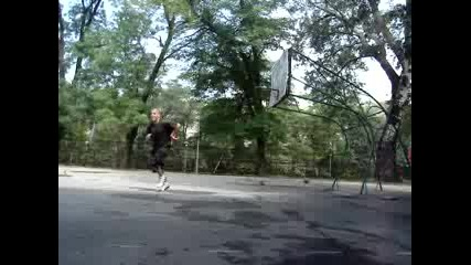 Баскетболна Забивка
