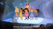 Dora's Explorer Girls & Shakira - Todos Juntos (2011) (musicplayon.com)