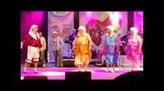 Комиците - Национално турне 2011 Бургас