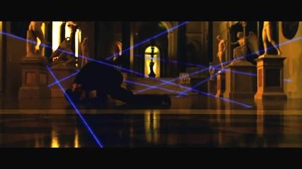Oceans Twelve Laser Dance Hd