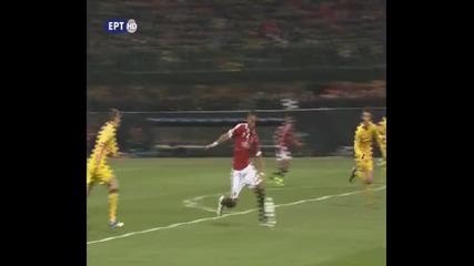 Фамозен гол на Боатенг! Милан - Арсенал 4:0