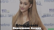 01. Текст и Превод!!! Ariana Grande - Honeymoon Avenue