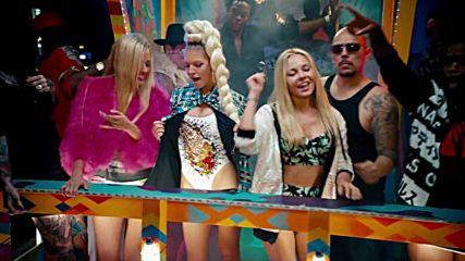 Fergie - L.a.love la la ft. Yg (официално видео + високо качество)