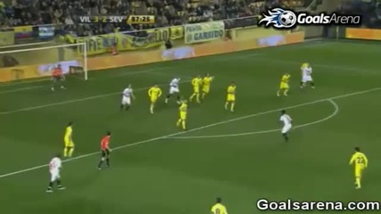 Villarreal vs Sevilla 3 - 3
