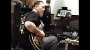 Robert Trujillo On Flamengo Guitar