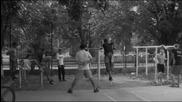 Стрийт фитнес събиране - Силистра 15.09.2012