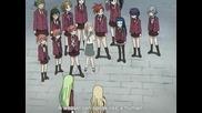Mahou Sensei Negima! Eng Sub Епизод 25