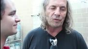 Интервю С Брет Харт (08.09.2012)