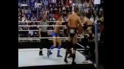 John Cena Batista Vs Jbl