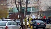 Унсс се присъедини към студентските протести