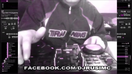 Dj Rusi Mc - Live show 10.03.2014 - Trap