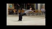 Динамо показва най-известният си трик - левитация