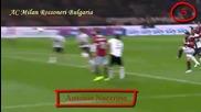 Топ 10 на головете на Милан за сезон 11/12 ( Ac Milan Rossoneri Bulgaria )