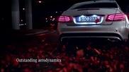 Mercedes-benz - E-class. ( Реклама )