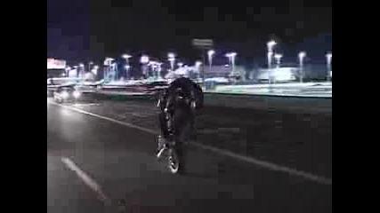 Rick Nasty H.i.d. / Bike Stunt