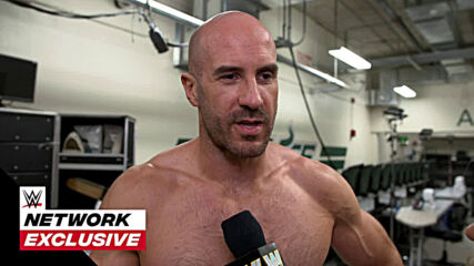 Cesaro will win the Universal Title for the WWE Universe: WWE Network Exclusive, May 7, 2021