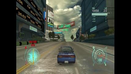 Need For Speed Undercover - Епизод 1 [ Първо състезание ]