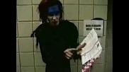 Marilyn Manson Backstage Footage
