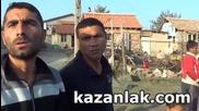 Ромският квартал в местността Казмера остана без ток