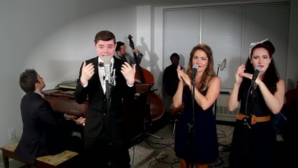 Rude - Postmodern Jukebox Sock Hop - Style Magic! Cover ft. Von Smith