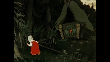 Сказка Гуси-лебеди