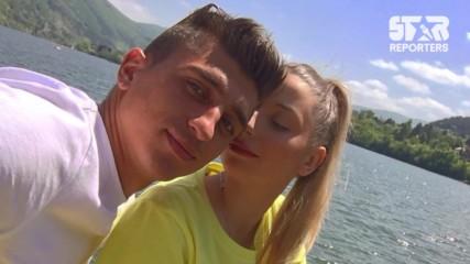 Михаела Маринова: Гаджето ми е Александър Дюлгеров!