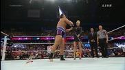 Александър Русев vs. Big E Langston - Wwe Payback