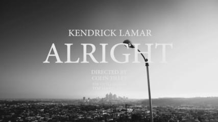 Kendrick Lamar - Alright (Оfficial video)