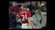 21.11.09 Красив гол на Флетчър срещу Евертън за 1:0