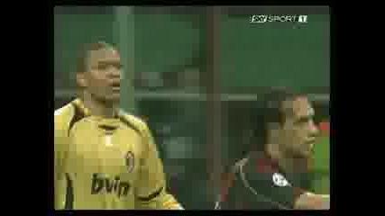 Ac Milan 3 - 0 Manchester United